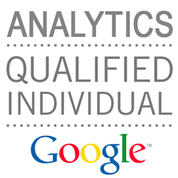 certificare google analytics